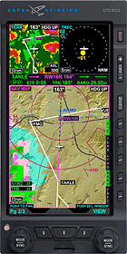 EFD1000 Pilot Primary Flight Display (PFD)