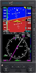 EFD500 Multi-function Flight Display (MFD)